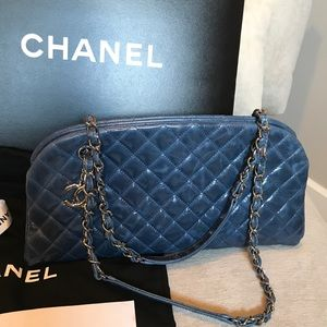 b20441470a50 Women s Bowling Bag Chanel on Poshmark